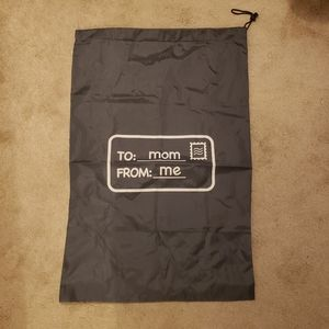 Other - 🎓 College Laundry Bag Stamp To mom From me
